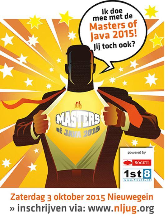 Masters of Java