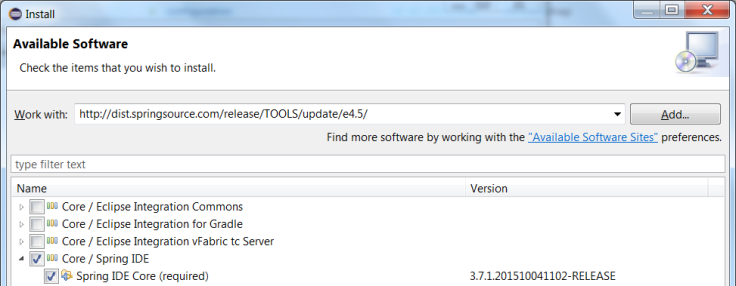 eclipse-install-spring-ide