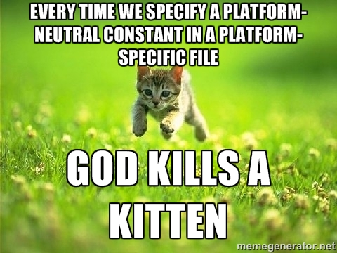 every-time-platform-specific-constant