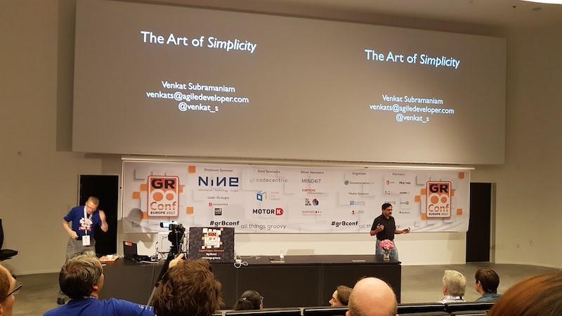 Ted-Vinke-X-Mas-Musings-GR8Conf-The-Art-of-Simplicity-Venkat